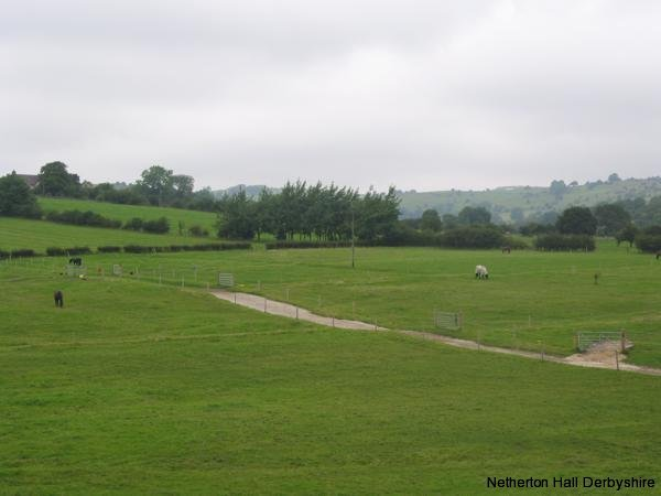 Netherton View the Local Countryside